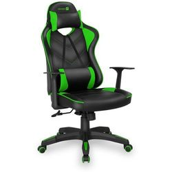 Connect IT fotel komputerowy LeMans Pro, zielony (CGC-0700-GR)