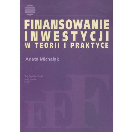 Biblioteka biznesu, Finansowanie inwestycji w teorii i praktyce (opr. miękka)