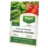 Środki na szkodniki, Preparat grzybobójczy Target Lecitec pomidor ogórek 25 ml