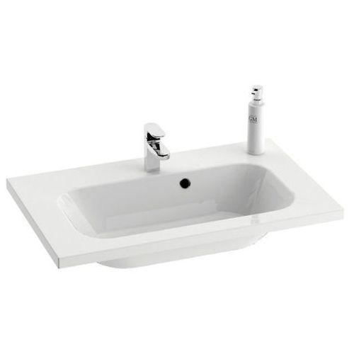 Umywalki, Ravak Chrome 80 x 49 (XJG01180000)