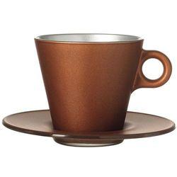Filiżanka do Cappuccino Ooh Magico Leonardo brązowy metalik (063877)