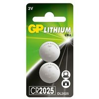 Baterie, GP Batteries bateria CR 2025 (2szt.)
