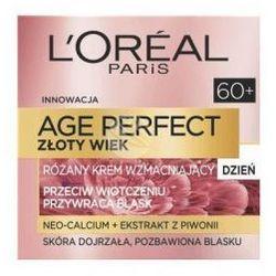 L'Oreal Age Perfect Złoty Wiek 60+ (W) różany krem wzmacniający na dzień 50ml