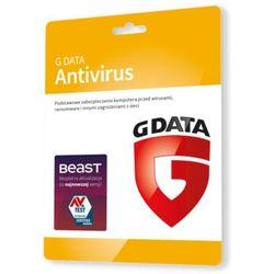 G Data AntiVirus 1 PC - Nowa 1 rok