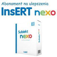 Programy handlowo-księgowe, Abonament Subiekt Nexo