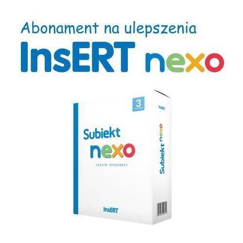 Programy kadrowe i finansowe, Abonament Subiekt Nexo