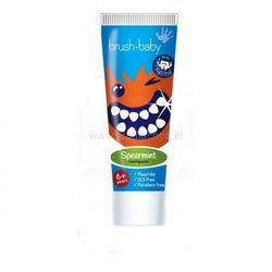 BRUSH-BABY pasta do zębów powyżej 6 lat 75ml