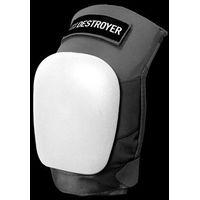 Ochraniacze na ciało, ochraniacz DESTROYER - Pro Knee Grey/White (GRW) rozmiar: S