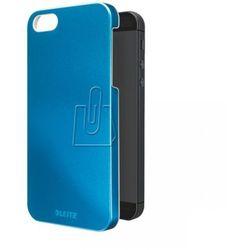 Etui Leitz Complete WOW na iPhona 5 metaliczny niebieski 63720036