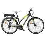 Crussis Damski trekkingowy rower elektryczny Crussis e-Savela 3.2, 17