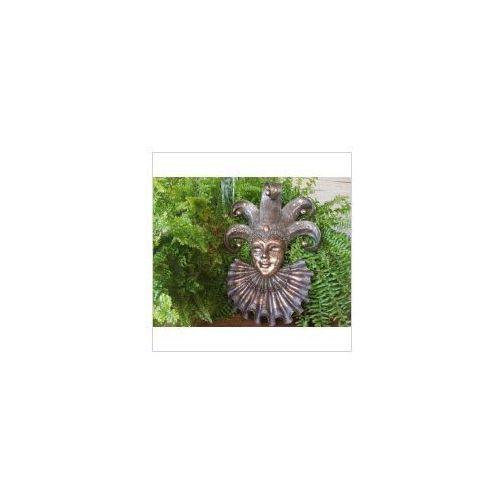 Rzeźby i figurki, OKAZAŁA MASKA WENECKA NA ŚCIANE VERONESE (WU73661V4)