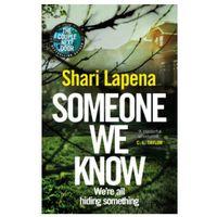 Książki do nauki języka, Someone We Know - Lapena Shari - książka (opr. miękka)