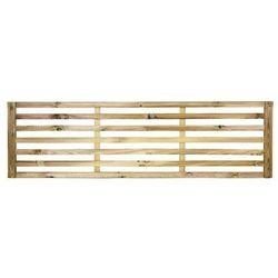 Kratka drewniana Blooma Neva sosnowa 52 x 180 cm