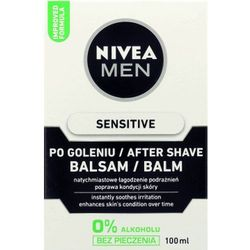 NIVEA MEN Balsam po goleniu łagodzący