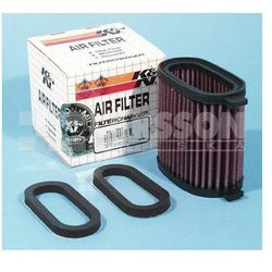 filtr powietrza K&N KA-7587 3120090 Kawasaki GPX 750, GPX 600, KLE 500, EL 252, EL 250