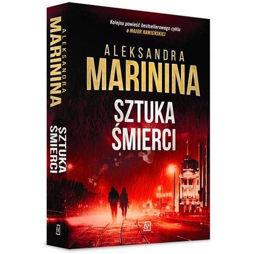 Książki kryminalne, sensacyjne i przygodowe, Sztuka śmierci (opr. miękka)