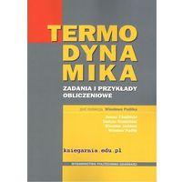 Biblioteka motoryzacji, Termodynamika. Zadania i przykłady obliczeniowe (opr. miękka)