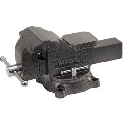 Imadło ślusarskie obrotowe 200mm 29.5kg Yato YT-65049 - ZYSKAJ RABAT 30 ZŁ