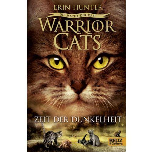 Pozostałe książki, Warrior Cats, Die Macht der drei, Zeit der Dunkelheit Hunter, Erin