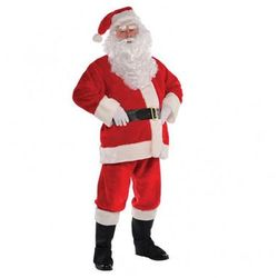 Kostium Świętego Mikołaja - roz. S