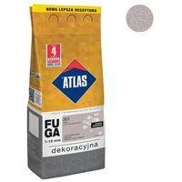 Fugi, Fuga cementowa BROKATOWA 301 perła 2 kg ATLAS