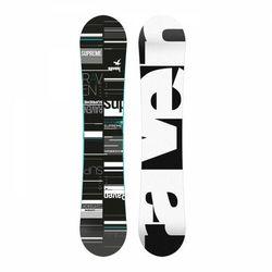 Deska snowboardowa Raven Supreme Black/Mint 2020