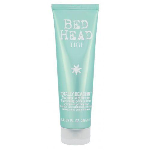 Mycie włosów, Tigi Bed Head Totally Beachin szampon do włosów 250 ml dla kobiet