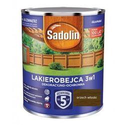 SADOLIN LAKIEROBEJCA 3w1, orzech włoski, 5l