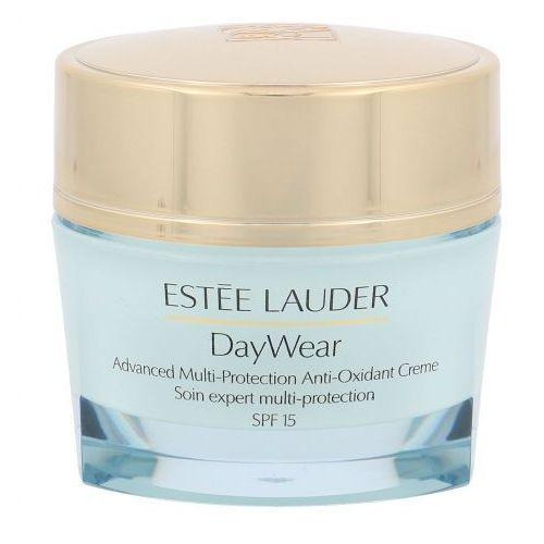Kremy na dzień, Estée Lauder DayWear Multi-Protection Anti-Oxidant 24H SPF15 krem do twarzy na dzień 50 ml dla kobiet