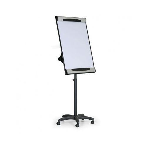 Tablice i flipcharty, Bi-Office Mobilny flipchart DESIGN z rozkładanymi ramionami, magnetyczny