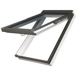 Okno dachowe uchylno-obrotowe PPP-V U3 Fakro preSelect - 66x98, biały