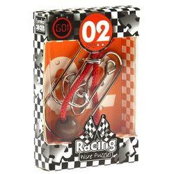 Łamigłówka druciana Racing nr 02 - poziom 2/4 G3