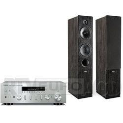 Yamaha MusicCast R-N602 (srebrny), Indiana Line Tesi 561 (czarny) Darmowy transport od 99 zł | Ponad 200 sklepów stacjonarnych | Okazje dnia!