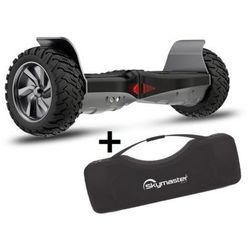 Elektryczna deskorolka SKYMASTER Wheels Offroad + Etui