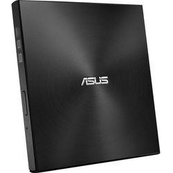 Asus nagrywarka zewnętrzna SDRW-08U9M-U, USB Type-C/Type-A, Ultra-Slim, Czarna SDRW-08U9M-U/BLK/G/AS - odbiór w 2000 punktach - Salony, Paczkomaty, Stacje Orlen