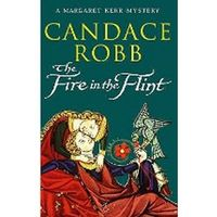 Książki do nauki języka, Fire in the Flint (opr. miękka)