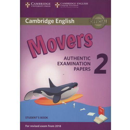 Książki do nauki języka, Cambridge English Movers 2 Student's Book (opr. miękka)