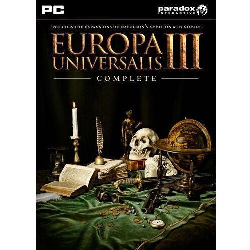 Gry na PC, Europa Universalis 3