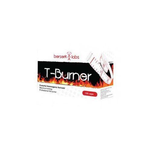 Redukcja tkanki tłuszczowej, Berserk Labs T-Burner 120caps