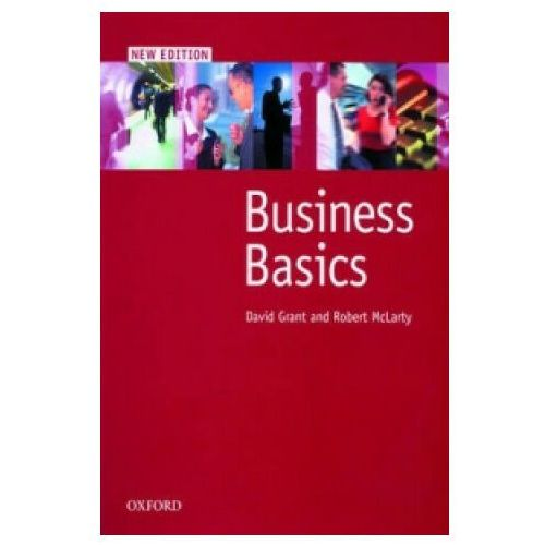 Książki do nauki języka, Business Basics New Edition Podręcznik (opr. miękka)