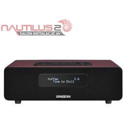 Sangean DDR-38 Red DAB+ - Dostawa 0zł! - Raty 30x0% lub rabat!