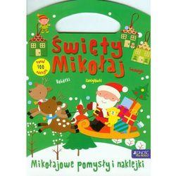 Święty Mikołaj Mikołajowe pomysły i naklejki - Jedność