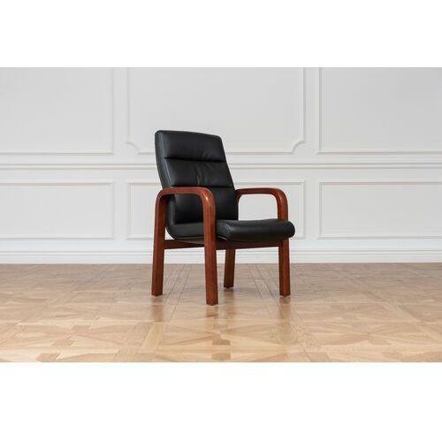Fotele i krzesła biurowe, Krzesło biurowe PROGRESS czarny
