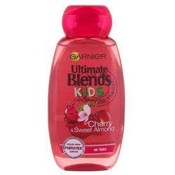Garnier Ultimate Blends Kids Cherry 2in1 szampon do włosów 250 ml dla dzieci