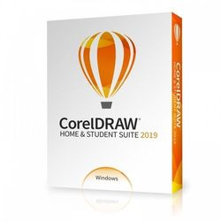 Program CorelDRAW Home and Student Suite 2019 CZ/PL