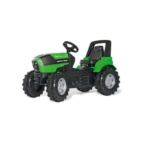 Traktory dla dzieci, ROLLY TOYS Traktor rollyFarmtrac Deutz Agroton 7250 TTV