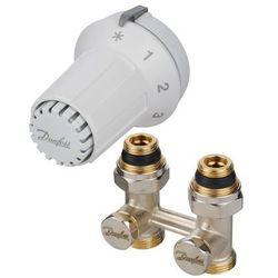Zestaw termostatyczny 2EL PROSTY BOX MTRV DANFOSS