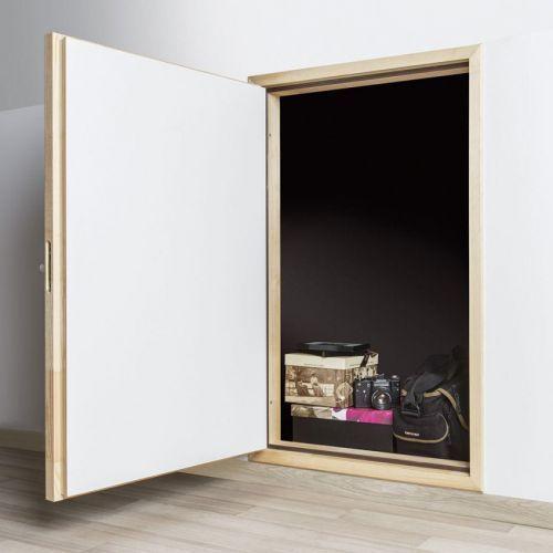 Pozostałe drzwi i akcesoria, Drzwi kolankowe FAKRO DWK 70x90
