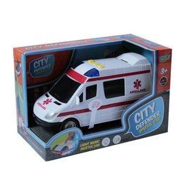 Służby specjalne - ambulans