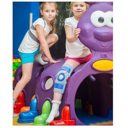Pediatryczna orteza stawu kolanowego zamiast gipsu, redresyjna, MD-132